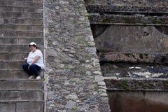 teotihuacan Lizenzfreie Stockfotos