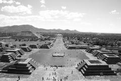 teotihuacan Стоковое Фото