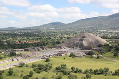 Teotihuacan 3 Stock Photography