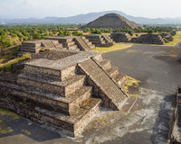 Teotihuacan Stock Photo