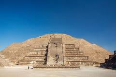 Teotihuacan, Messico Fotografia Stock