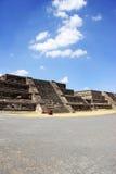 Teotihuacan, Mexico Royalty-vrije Stock Afbeeldingen
