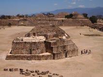 Teotihuacan, Mexico, een oude Pre-Columbian beschaving die de Azteekse cultuur voorafging Stock Foto's