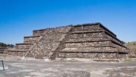 teotihuacan mexico pyramid Arkivfoto