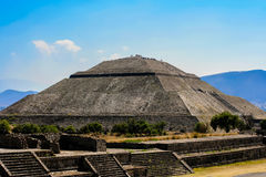 Teotihuacan Mexico Stock Photo