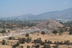 Teotihuacan, Mexico Stock Image