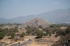 Teotihuacan, Mexico Stock Photos