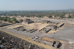 Teotihuacan, Mexico Stock Photography
