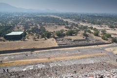 Teotihuacan, Mexico Royalty Free Stock Photography