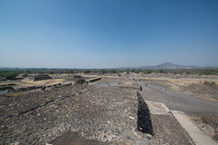 Teotihuacan, Mexico Royalty Free Stock Photo