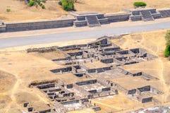 teotihuacan nieżywe alei ruiny Obraz Stock