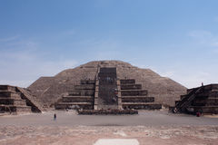 Teotihuacan piramides Royalty Free Stock Image
