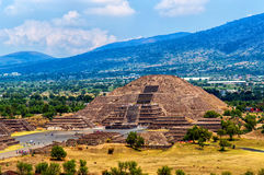 Teotihuacan Royalty Free Stock Images
