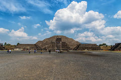 Teotihuacan Royalty Free Stock Photos