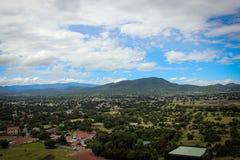 Teotihuakan, Mexique Images libres de droits
