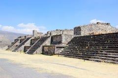Teoutihuacan, Meksyk Obrazy Stock