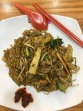 Teow kway fritto Immagini Stock