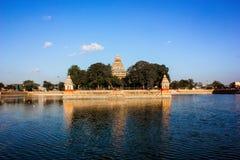 Tepakulam Madurai Arkivfoto