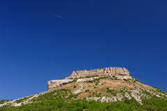 Tepe Kermen, Crimea, Ukraine or Russia Royalty Free Stock Photo