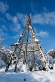 Tepee Stock Images