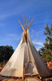 Tepee tent Royalty Free Stock Photo