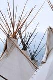 tepee1 Στοκ Φωτογραφίες