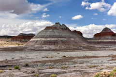 The Tepees - Petrified Forest National Park Royalty Free Stock Images