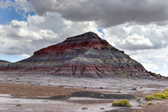 The Tepees - Petrified Forest National Park Stock Photography