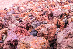 Tephra Royalty Free Stock Images