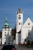 Teplice, Tschechische Republik stockbilder