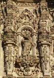 Tepotzotlan facade VI Stock Images
