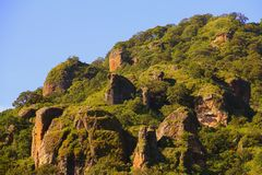 Tepoztlan II Royalty Free Stock Images