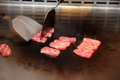 Teppan Yaki Royalty Free Stock Photos
