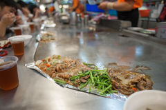 Teppanyaki Stock Photography
