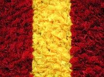Teppich der Blumen Stockfotografie