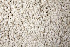 Teppich-Faser-Beschaffenheit Stockfoto