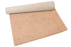 Teppich. Getrennt Stockfotos