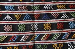 Teppich in Marokko Lizenzfreie Stockfotos