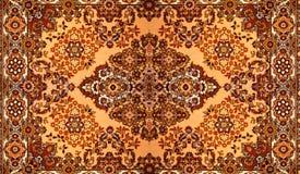 Teppich mit Muster Stockbild
