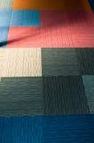 Teppichboden farbenreich Lizenzfreies Stockbild