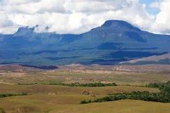 Tepui nel Venezuela Fotografia Stock