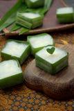 Tepung Pelita- Malaysian traditional dessert Royalty Free Stock Photos