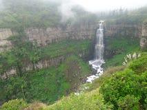 Tequendama瀑布  库存图片