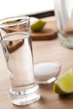 tequila питья Стоковое Изображение RF