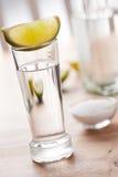 tequila питья Стоковые Фото
