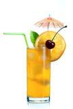 tequila померанца коктеила Стоковое Изображение