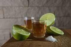 Tequila Royalty Free Stock Photo