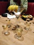 tequila royaltyfri bild