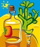 Tequila Fotografia Stock Libera da Diritti