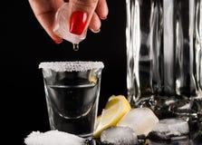 tequila Стоковая Фотография